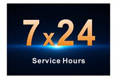 serive hours