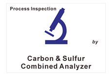 carbon and sulfur combined analyzer