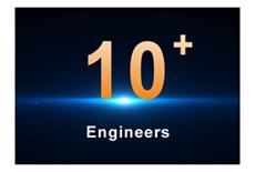 10 engineers